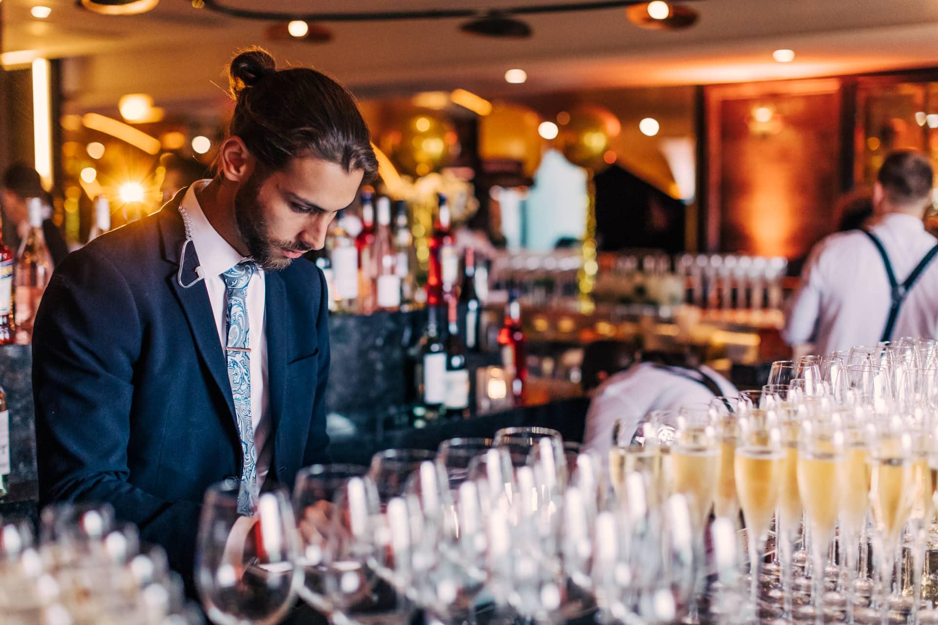 Corporate event photography Aqua Nueva London
