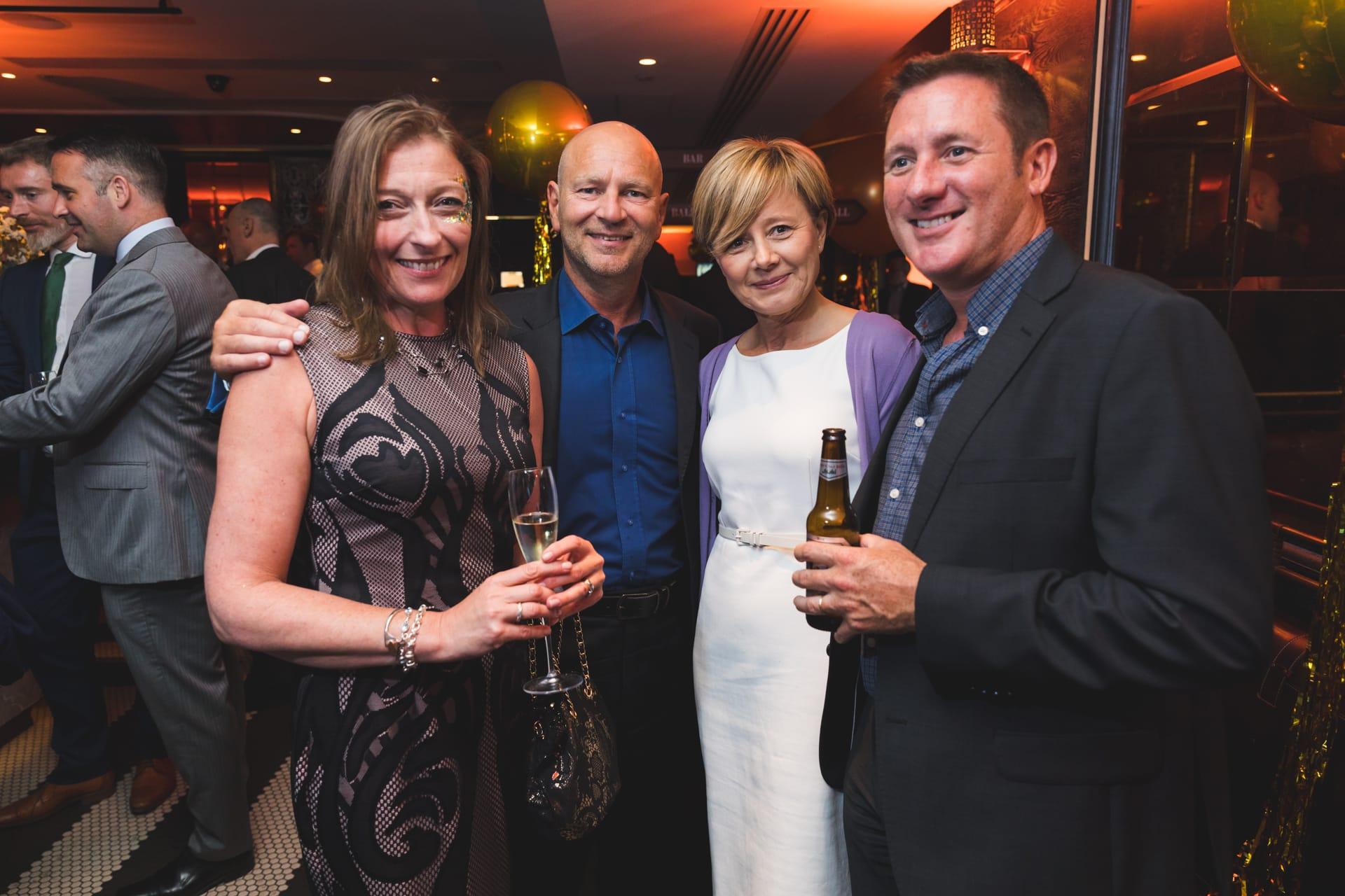 Aqua Nueva Corporate event photography