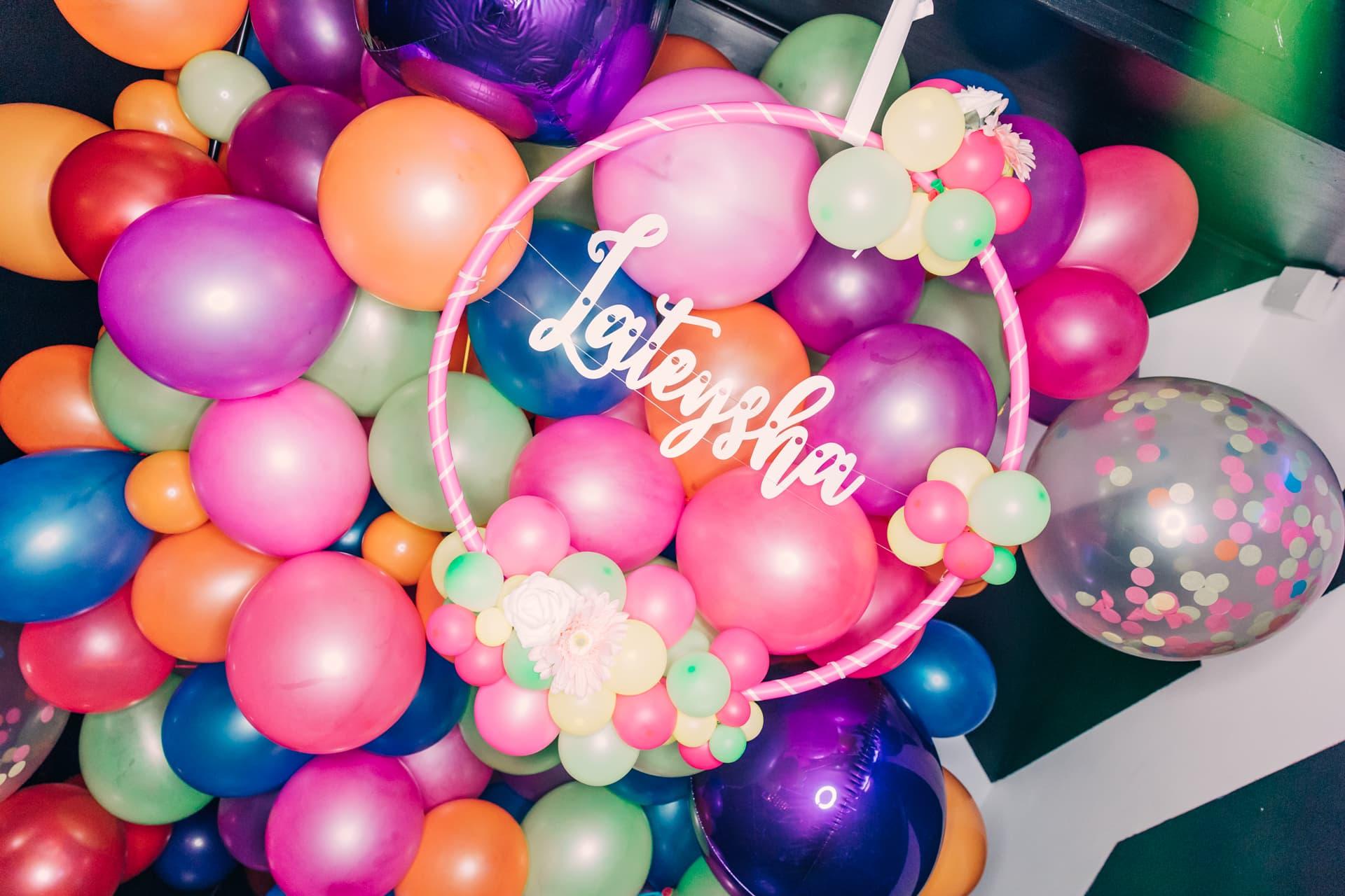 Lateysha Grace Birthday