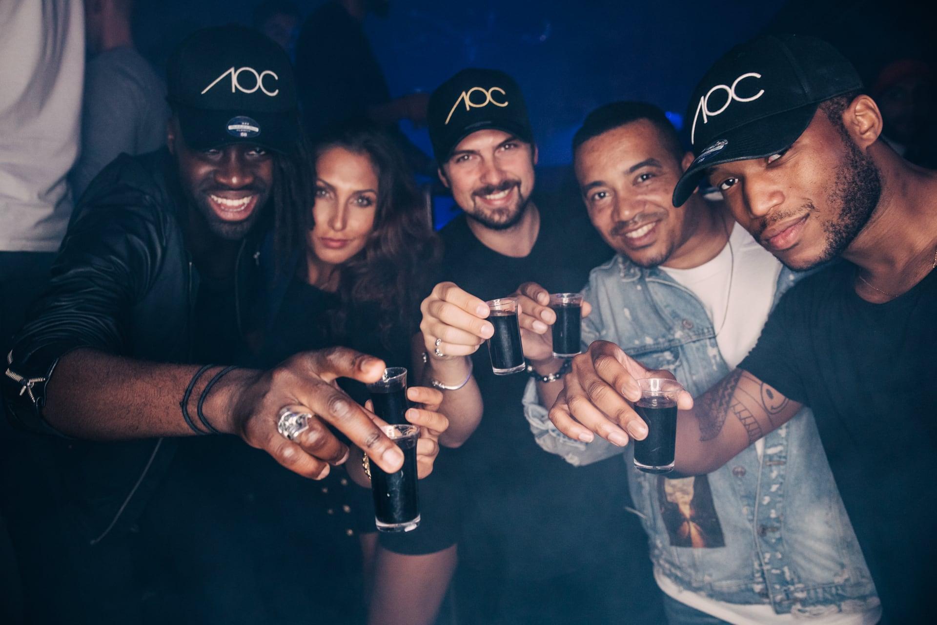 Nightclub Photography London