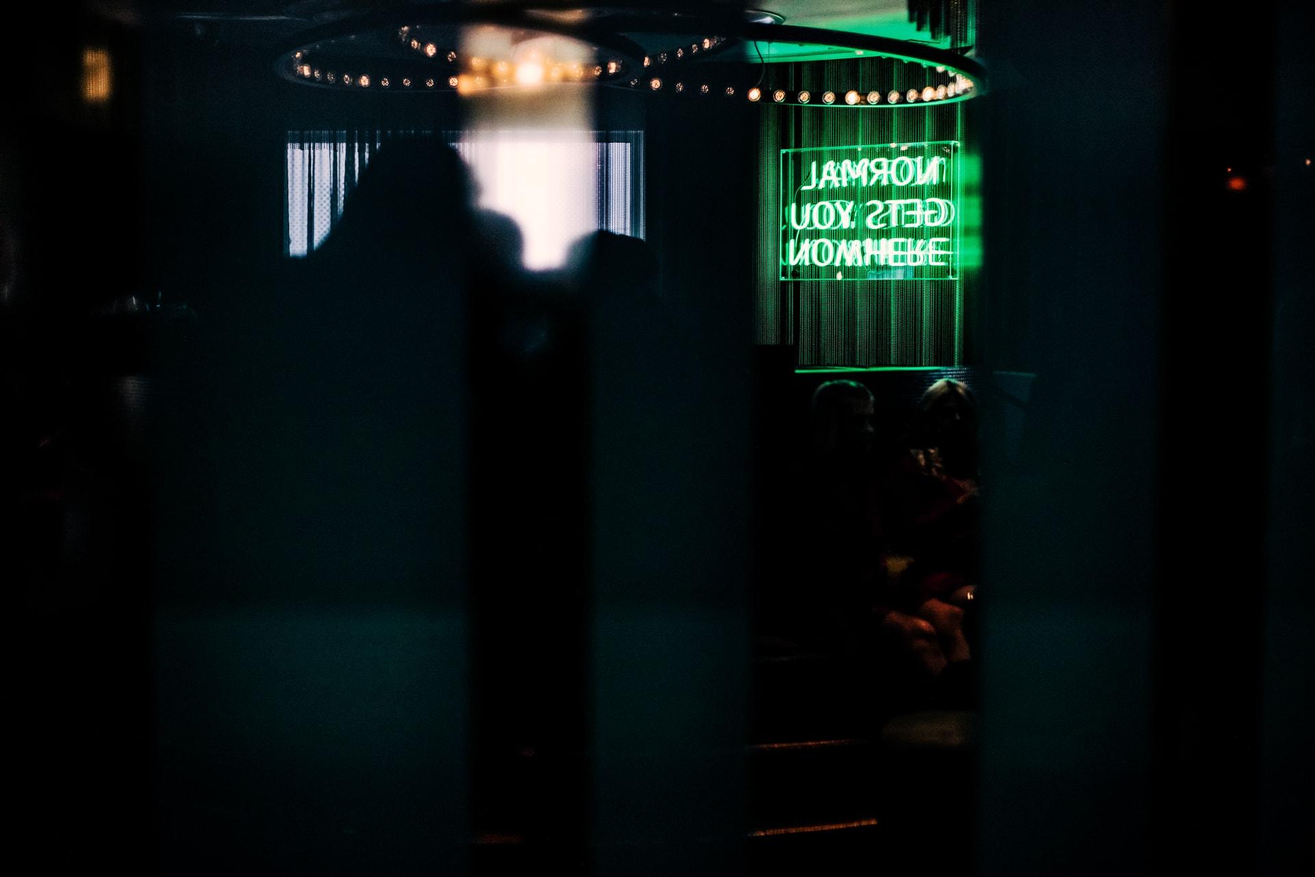 The W hotel London - The Perception Bar