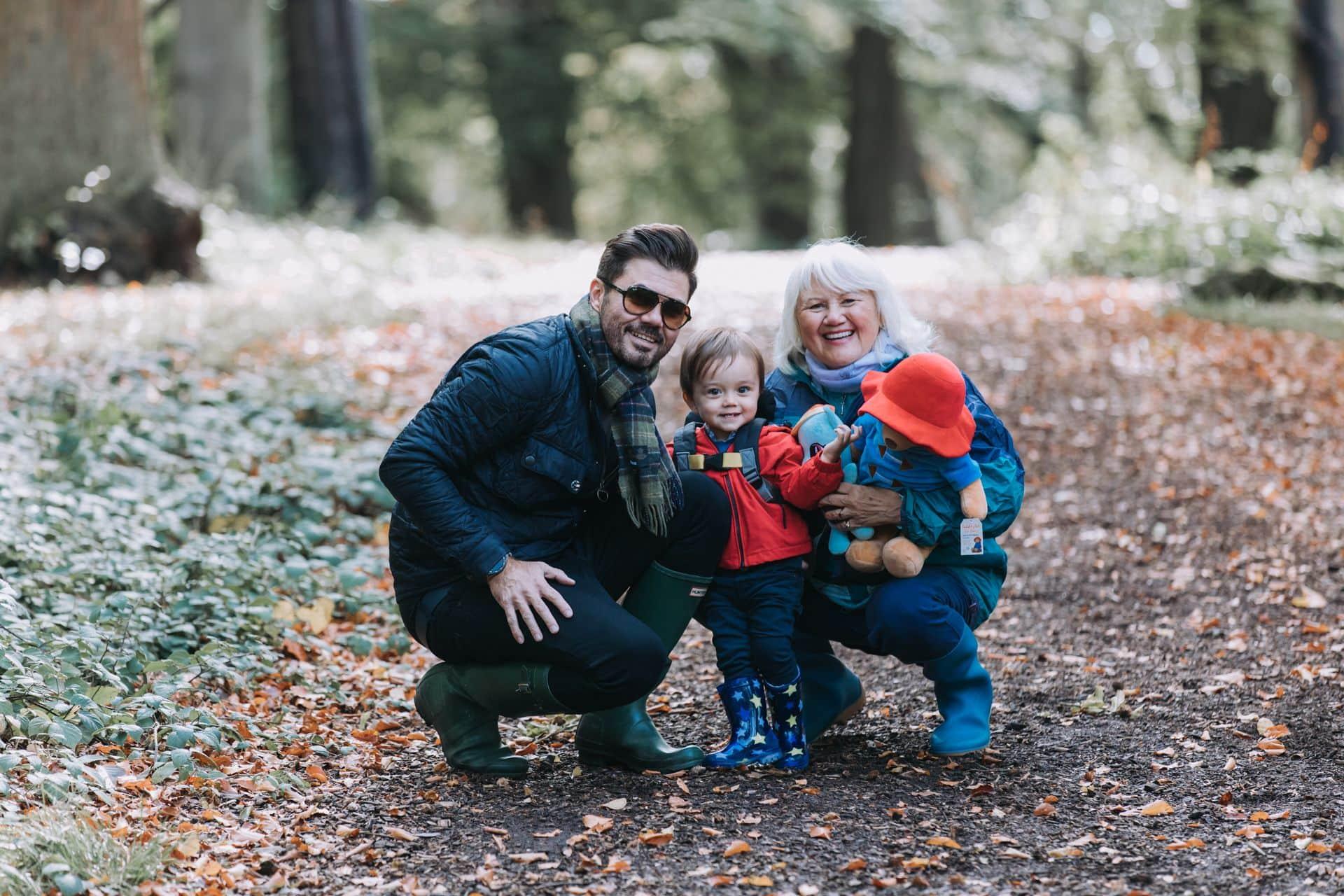 Family Portrait Photography Virgina Water