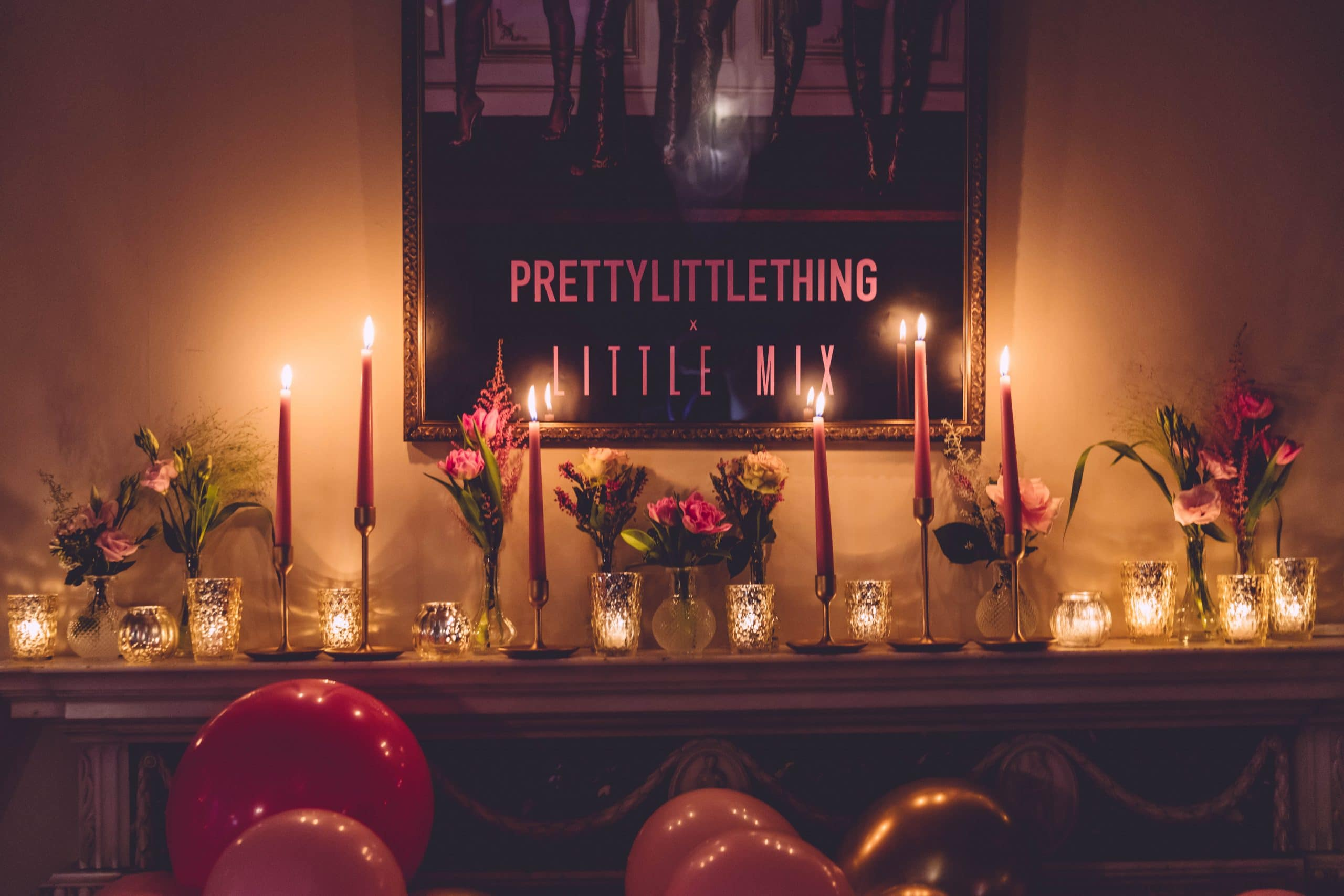 Little Mix & Pretty Little Thing launch party