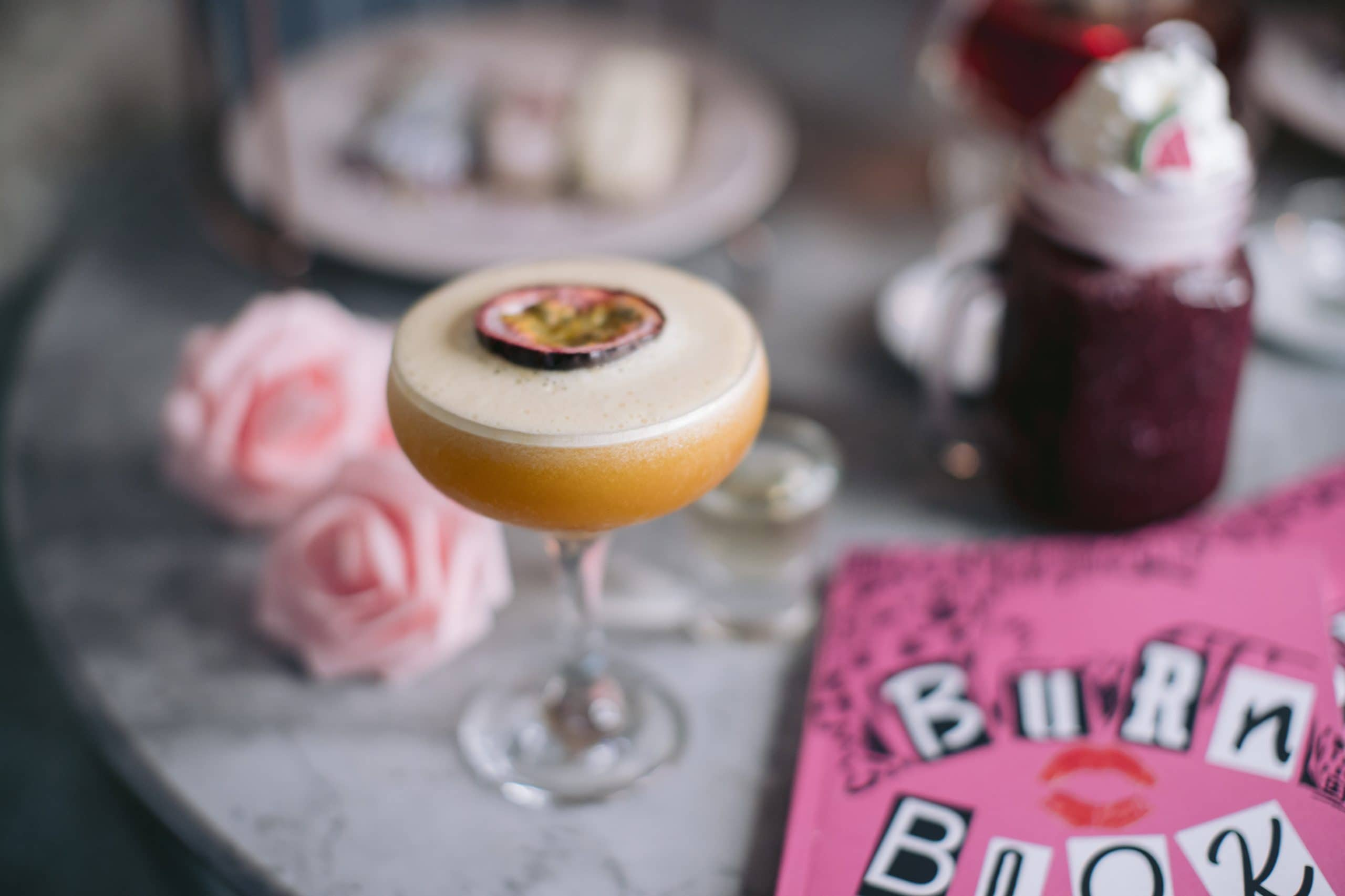 Cocktail photography for Duo London