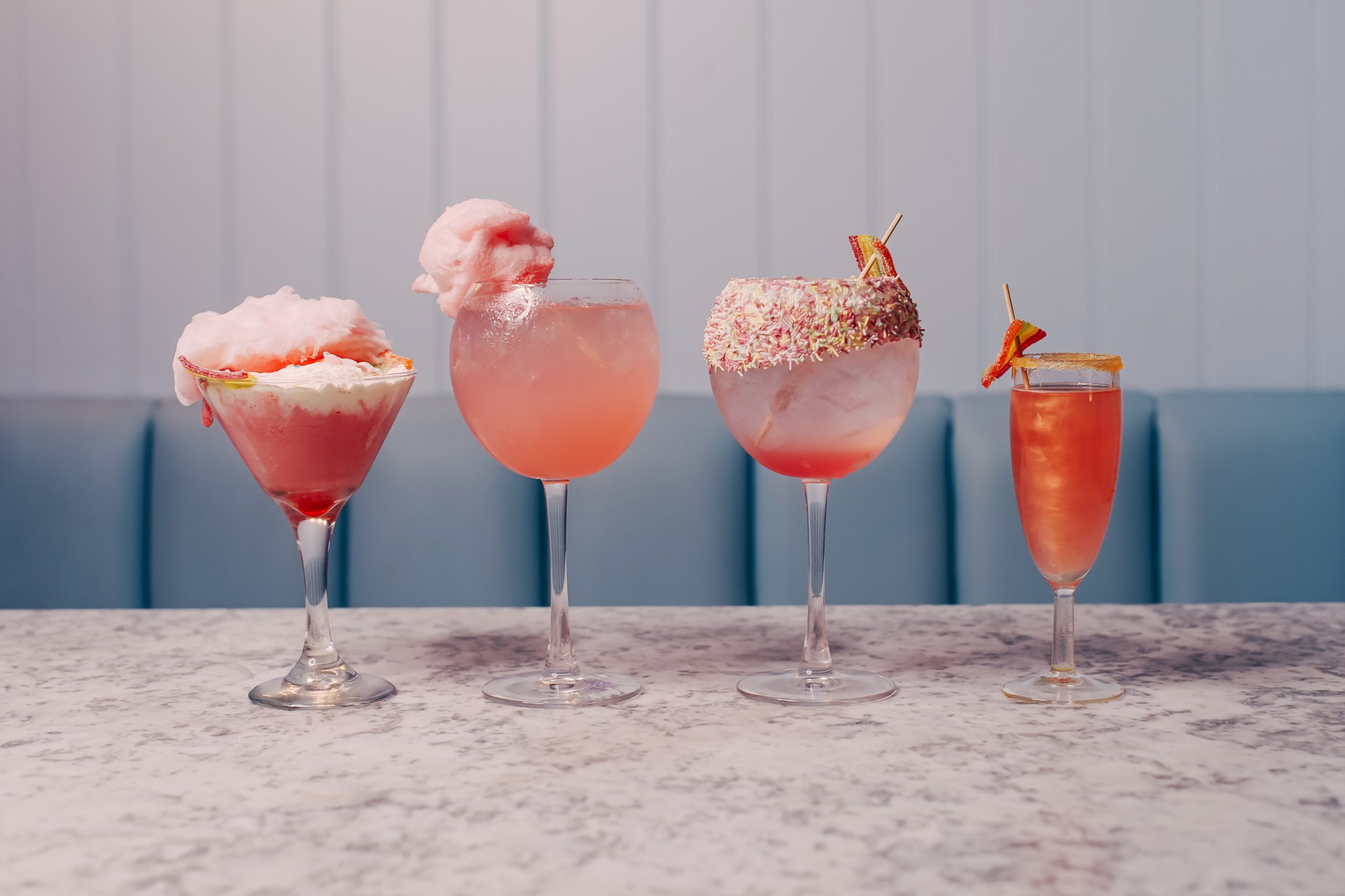 cocktail photography at Duo London