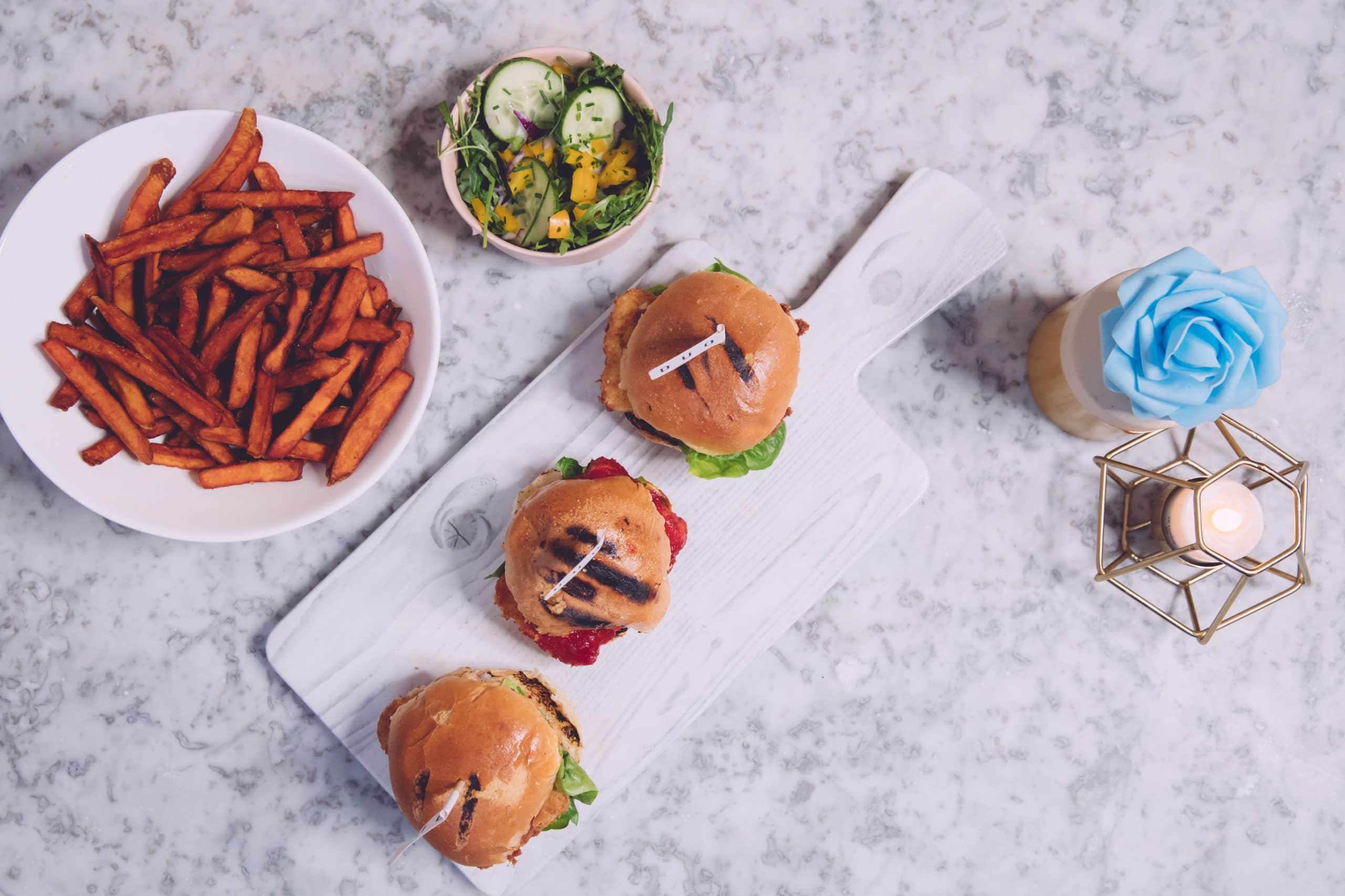 food photography at Duo London