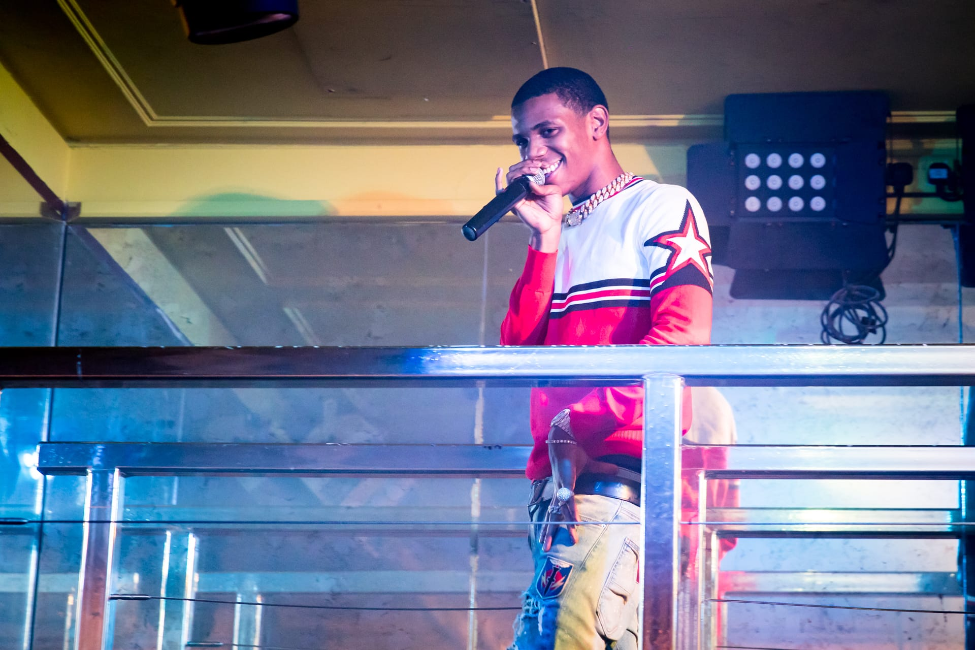 Boogie wit da Hoodie afterparty London