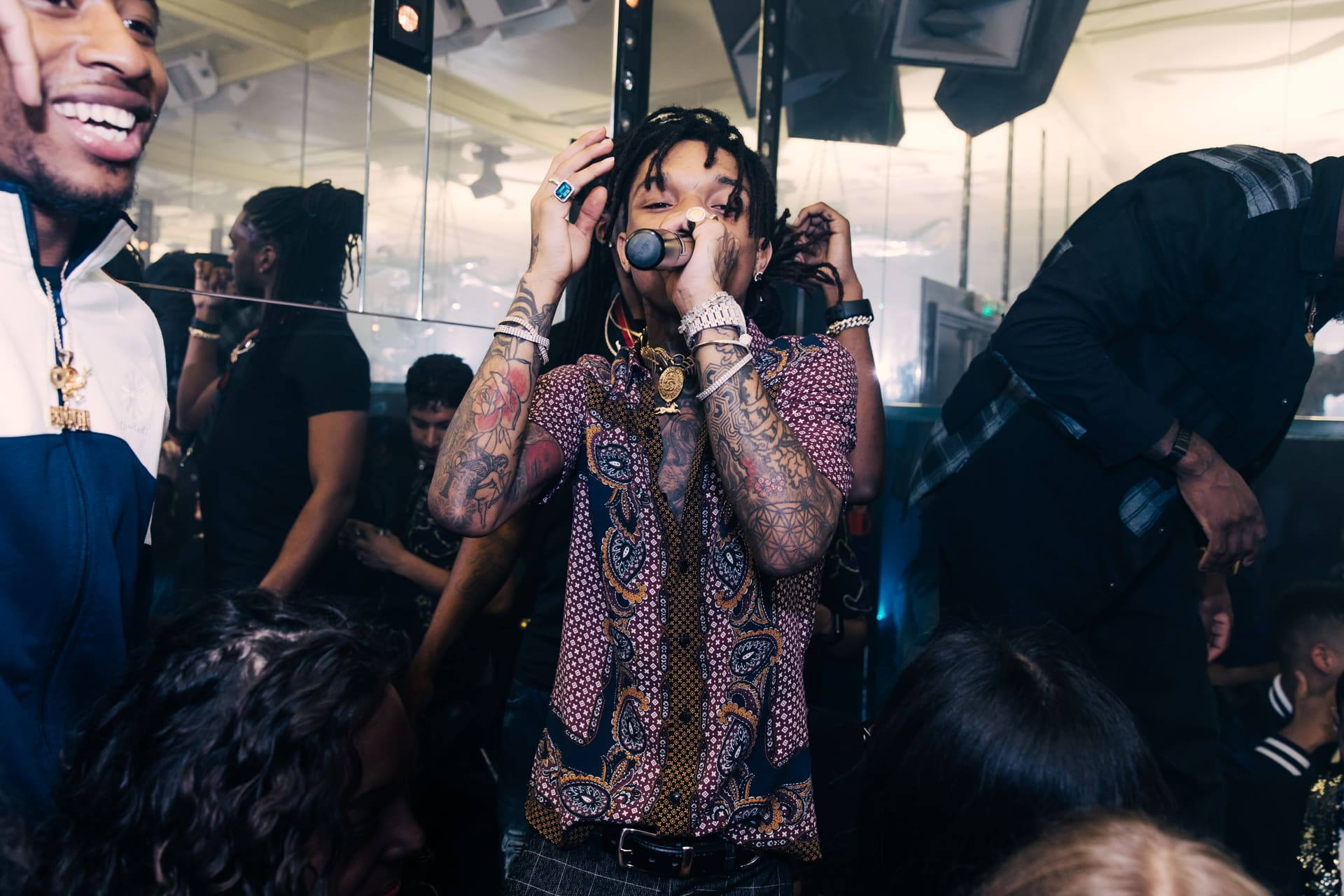 Swae Lee afterparty London