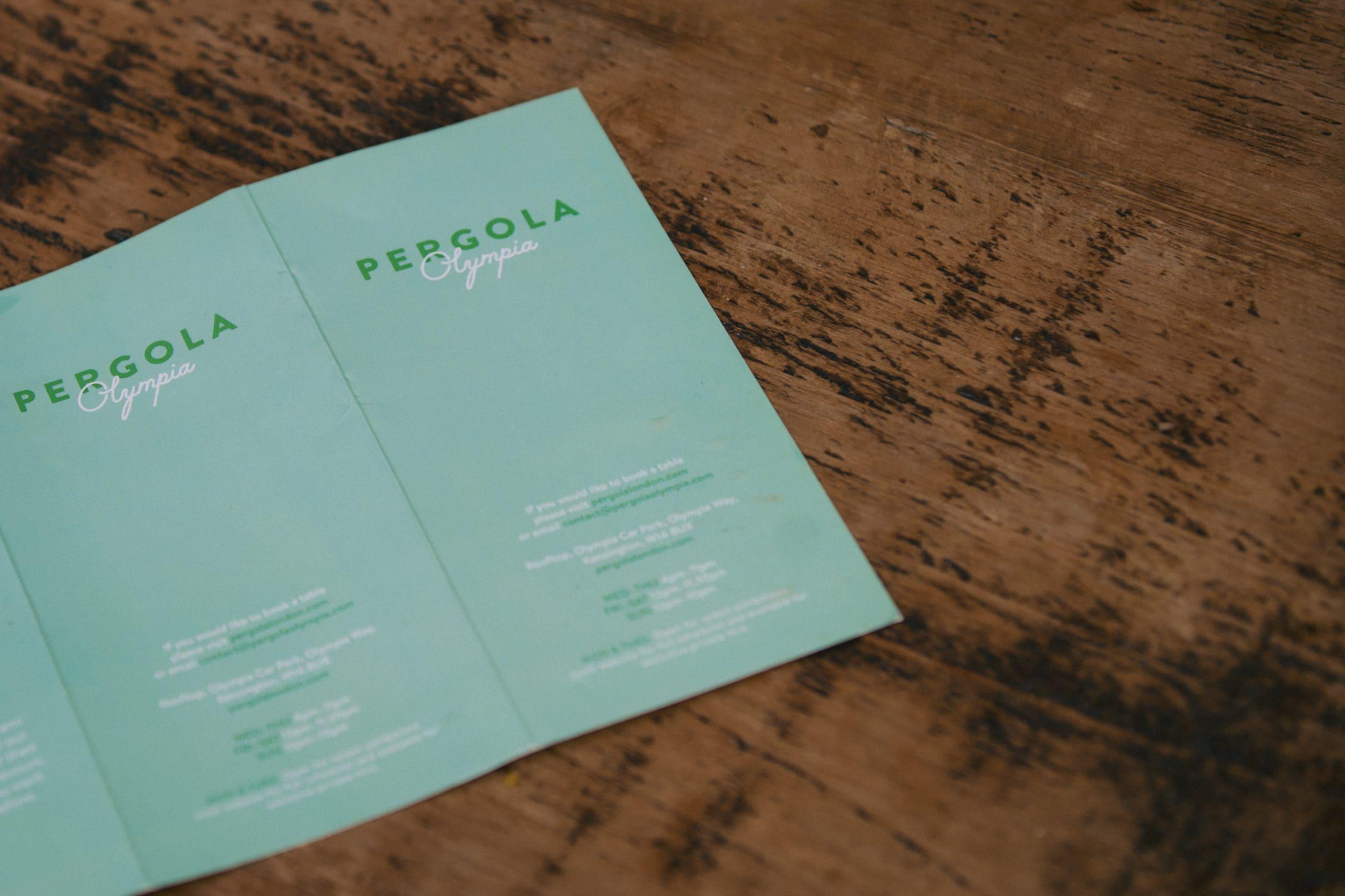 Pergola Olympia London, Event Photography