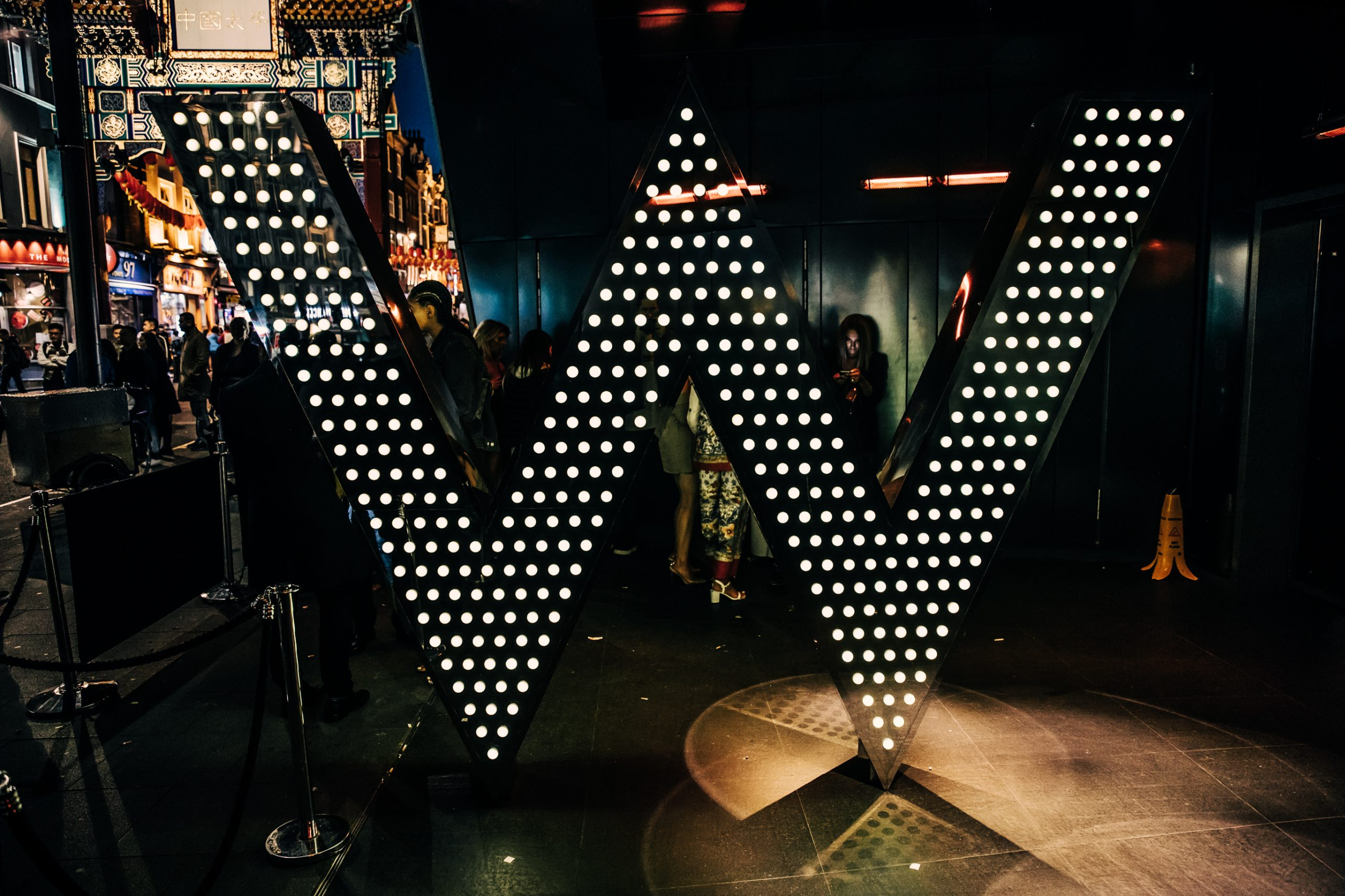 The W hotel London