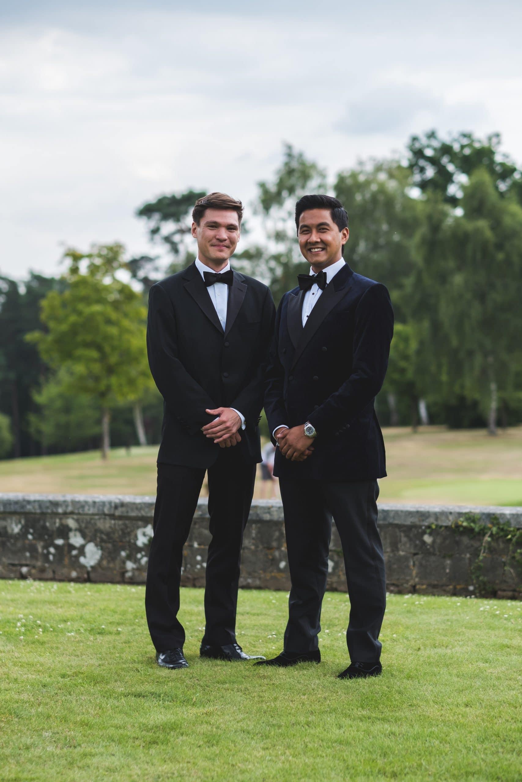 Botleys Mansion wedding photography