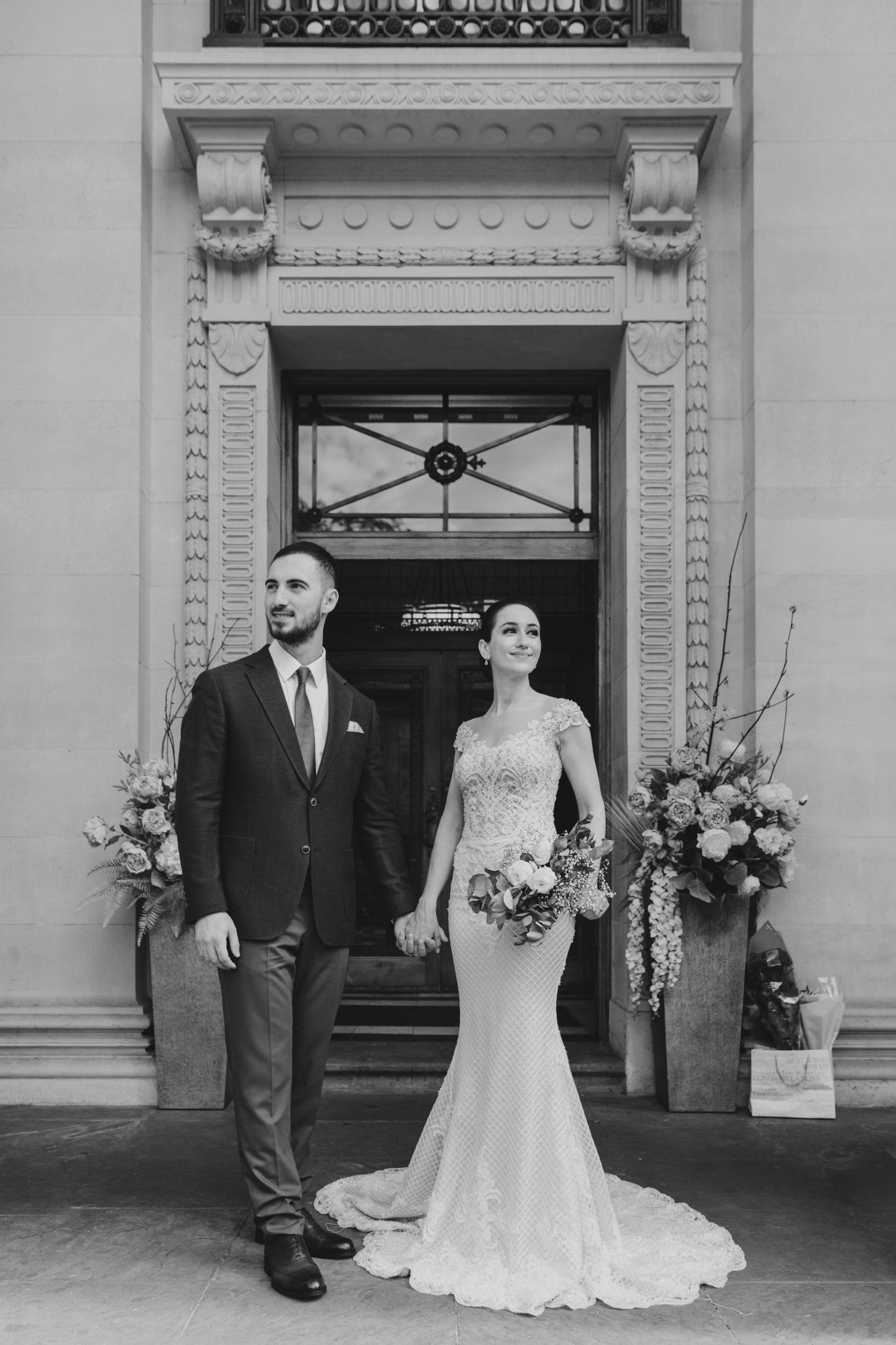 Ebru & Emre wedding - Old Marylebone town hall